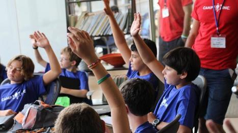 Boulder-area startup summer camp meshes innovation with tradition - Denver Business Journal | VISIONARY ENTREPRENEUR | Scoop.it