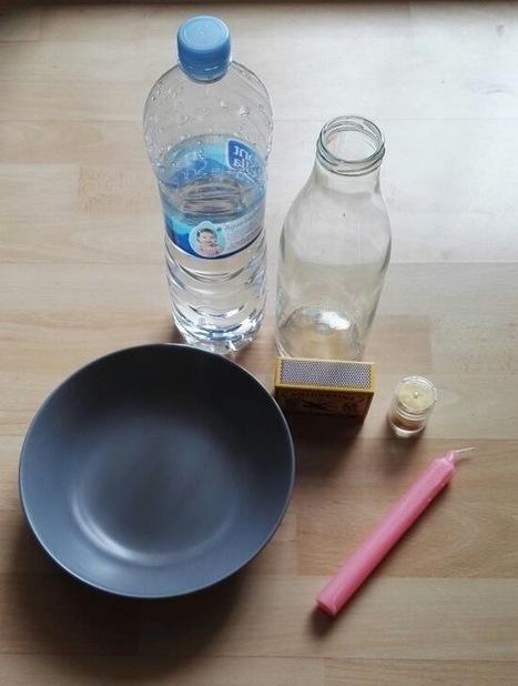 3 experimentos con agua - 2 profes en apuros | Recull diari | Scoop.it