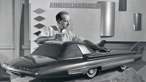 Nuclear-Powered Vehicle Concepts from the Mid-20th Century | Strange days indeed... | Scoop.it