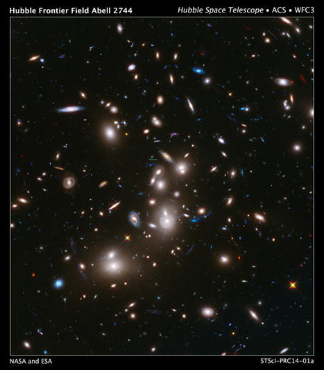 Thousands of unseen, faraway galaxies discovered | Amazing Science | Scoop.it