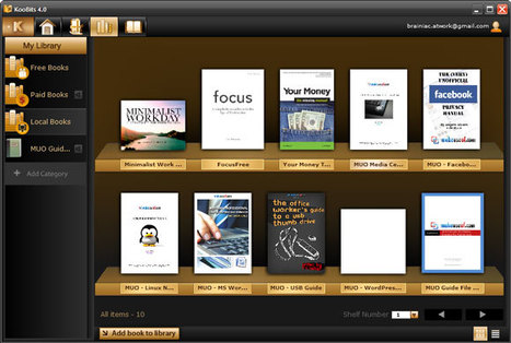 KooBits – Ebook software, digital publishing and marketing | Linguagem Virtual | Scoop.it