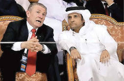 Bubka joins race for IOC presidency post - Peninsula On-line | LE QATAR ORGANISERA-T-IL UN JOUR LES JEUX OLYMPIQUES ? | Scoop.it