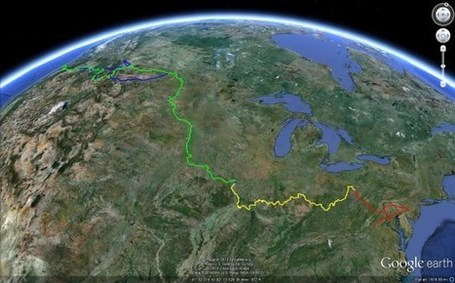 Back to School with Google Earth | Geography Education | Scoop.it