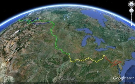 Going back to school with Google Earth - Google Earth Blog | ICT Resources for Teachers | Scoop.it