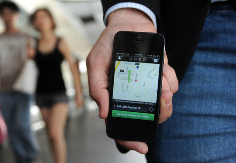 App Maker Uber Hits Regulatory Snarl | We are PR - 2.0 & beyond | Scoop.it