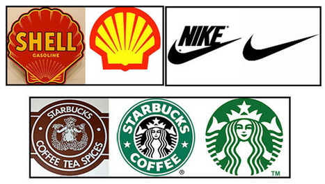 Considering a logo redesign? 4 lessons from Starbucks, Nike and other bigwigs Customer Blog | Logo Design Inspiration | Scoop.it