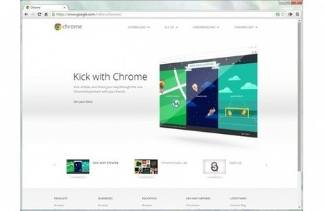 Google to Faster Chrome with Adobe's Help | Android mobiles | Scoop.it