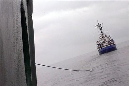 "Militantes da ""Greenpeace"" arriscaram 15 anos de prisão por ""pirataria"" | Do it or Leave it | Scoop.it"