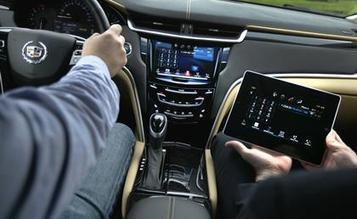 Cadillac gives away Apple iPads with new XTS sedan - USA TODAY | Apple Devices | Scoop.it