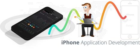 iPhone Application Development, IOS Application Development, iPhone App Development | Multidots | Scoop.it