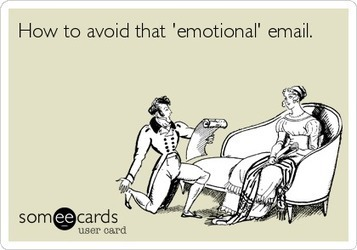 Nine Ways to Avoid the Emotional Email | Linguagem Virtual | Scoop.it