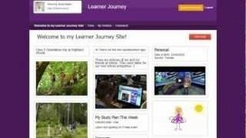 Learner Journey - ePortfolio Tool | e-learning at school | Scoop.it