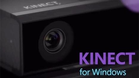 Kinect v2 for Windows on Sale Next Week - Paul Thurrott's SuperSite for Windows | Projet TEKPHY | Scoop.it