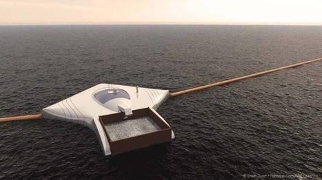 Un estudiante de ingenieria inventa un sistema para limpiar todo el plástico de los oceanos en cinco años | Soluciones de tecnología e innovación, accesibilidad, sostenibilidad y competitividad | Scoop.it