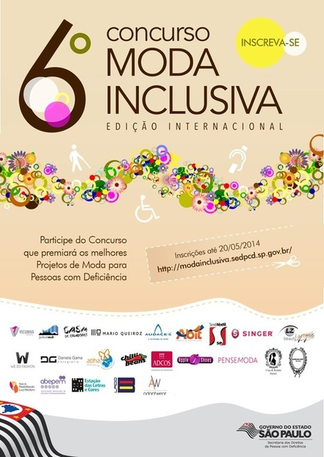 Concurso Moda Inclusiva | Economia Criativa | Scoop.it