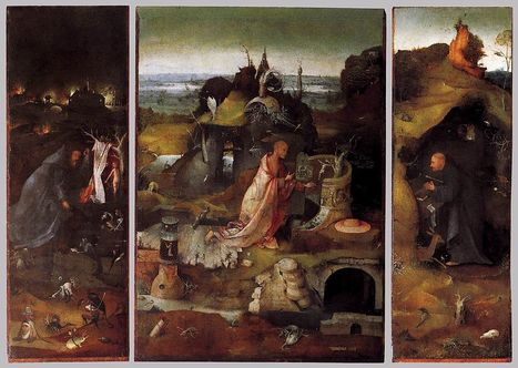 Masters of Art: Hieronymus Bosch (1450 - 1516) - Make your ideas Art | About Art & Creativity | Scoop.it