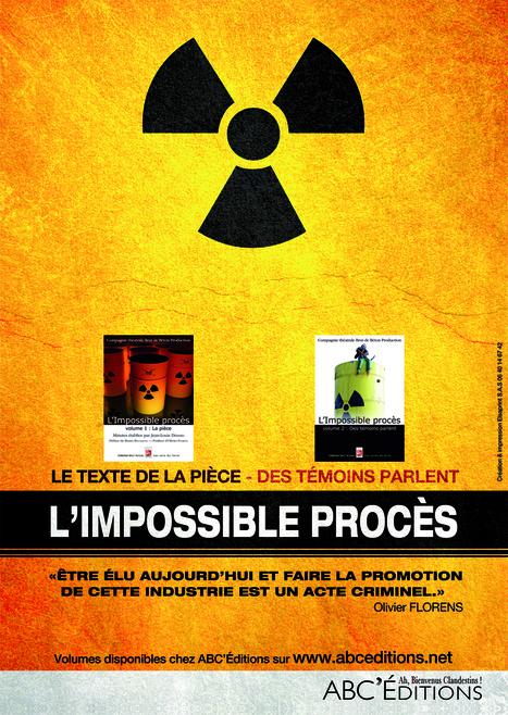 Avignon : une pièce anti-nucléaire menacée de déprogrammation ?   Le Côté Obscur du Nucléaire Français   Scoop.it