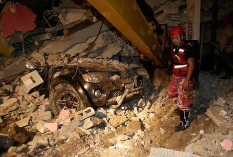 At Least 77 Dead After Powerful Earthquake Hits Ecuador | Upsetment | Scoop.it