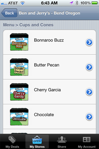 Ben & Jerry's stores integrate social, mobile to drive customer loyalty - Mobile Commerce Daily - Social networks | Customer-centricity | Scoop.it