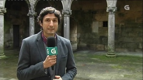 Os encantos do mosteiro ourensán de Montederramo | CRTVG | Historic Thermal Cities Villes Thermales Historiques | Scoop.it
