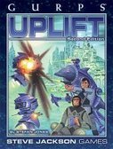 GURPS Uplift -- a role-playing game by Stefan Jones | David Brin's Uplift Universe | Scoop.it
