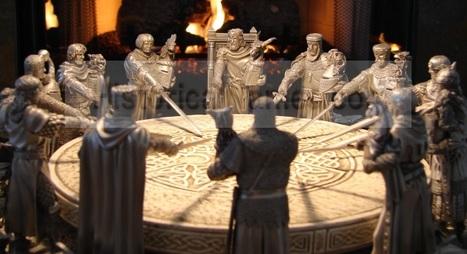 The Historical Arthur   King Arthur & The Knights of the Round Table   Rey Arturo, Los caballeros de la Mesa Redonda, Camelot y Avalon. El Mundo Épico utópico de la mitología celta.   Scoop.it