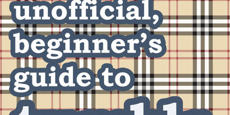 The unofficial, beginner's guide to tumblr | Linguagem Virtual | Scoop.it