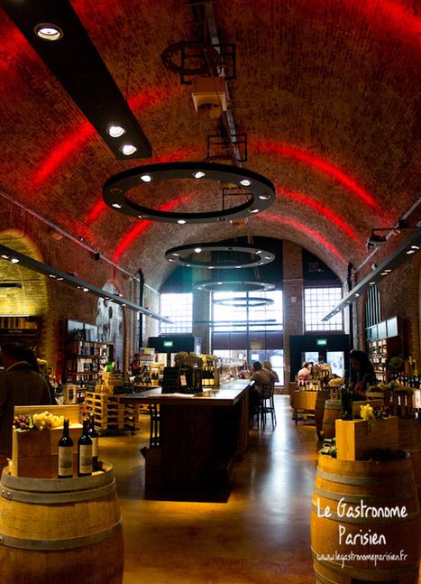 Vinopolis, l'attraction touristique autour du vin à Londres | Le vin quotidien | Scoop.it