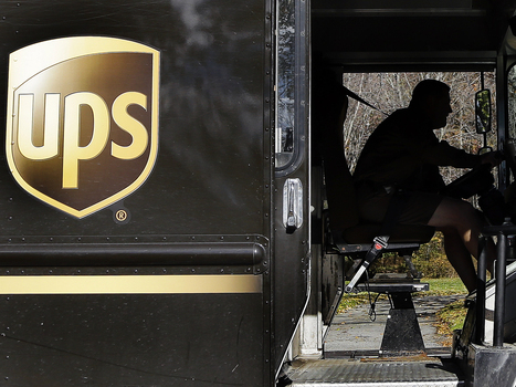 To Increase Productivity, UPS Monitors Drivers' Every Move | CSUCI MGT307-04 Spring 2014 | Scoop.it