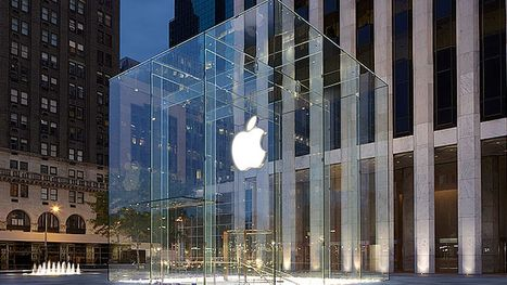 Apple just sent the strongest hint yet that it's working on a self-driving car | Biz Central | Scoop.it