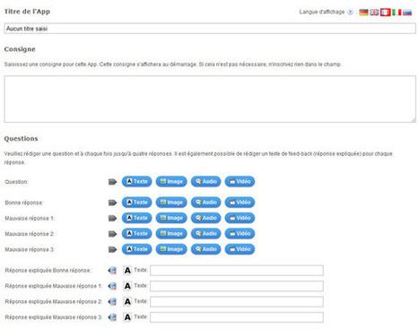 Créer des exercices interacitfs en ligne avec LearningApps | Nouvelles des TICE | Scoop.it