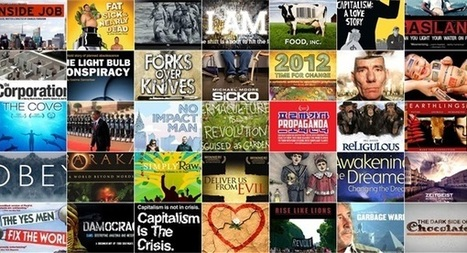 Wall of Films! | Over 500 Social Change Documentaries on 1 Page | Our Planet Our Future | Scoop.it