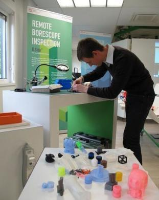 Snecma dévoile son laboratoire d'idées high-tech à Villaroche | Veille sectorielle | Scoop.it