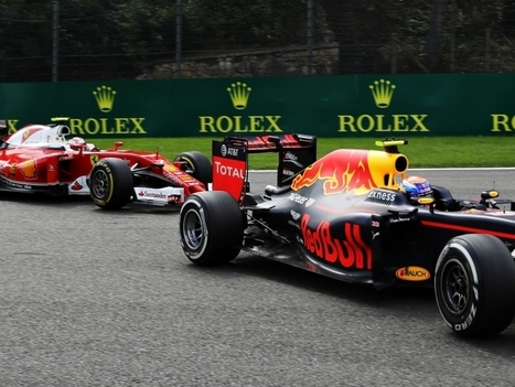 Raikkonen: Attention has switched to Red Bull | F 1 | Scoop.it