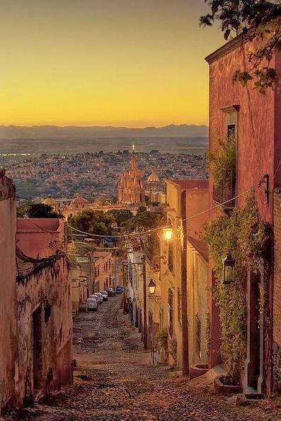 Te  ❤ Mexico on Twitter   San Miguel De Allende   Scoop.it
