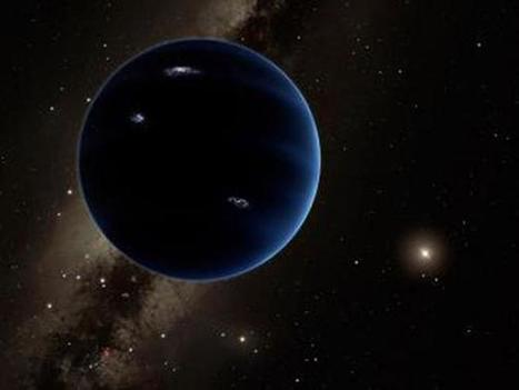 Planet nine from outer space: Mysterious massive hypothetical object might be causing solar system to wobble | LibertyE Global Renaissance | Scoop.it