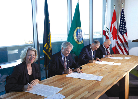 West Coast pact on climate sends the right message | Pacific Coast Action Plan on Climate and Energy | Scoop.it