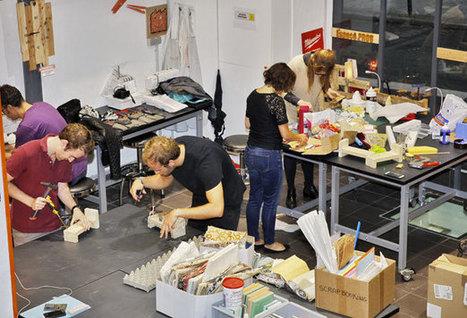 Mon Atelier en Ville : la solution rêvée pour bricoler urbain et malin | CaféAnimé | Scoop.it