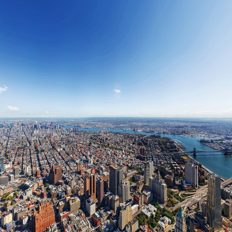 Time Magazine | Gigapan | 1 World Trade Center | Epic pics | Scoop.it