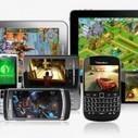 Jeux mobiles: la France devient addict | europa apps | Publishing ebooks and apps for kids | Scoop.it
