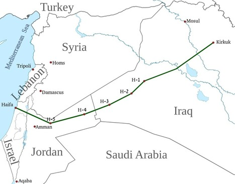Middle Eastern Wars Have ALWAYS Been About Oil Washington's Blog | Carbohydrates are of the past, Space Solar the future. | Scoop.it