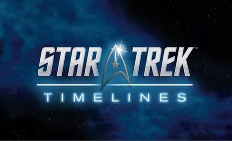 Le jeu mobile Star Trek Timelines annoncé - Le Journal du Geek | Star Trek est déjà là | Scoop.it