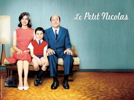 Mange, aime, parle en français.: Le Petit Nicolas | Vakdidactiek Master | Scoop.it