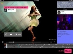 Stevie brings MTV-style social video curation to the iPad | GigaOM | teaching with technology | Scoop.it