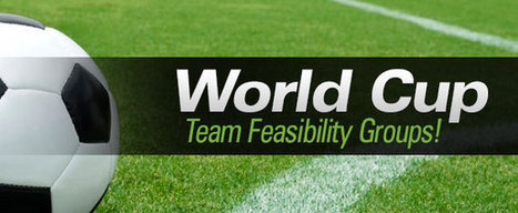 Bet The World Cup - World Cup team feasibility groups! | Bet the World Cup | News Bet The World Cup | Scoop.it