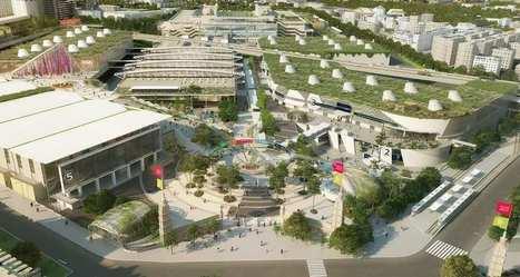 Paris va disposer d'un centre de congrès unique au monde | Les malls & autres grands projets | Scoop.it