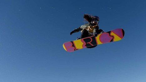 With Snow Sports, a New Olympic Vocabulary - New York Times | Student Requests | Scoop.it