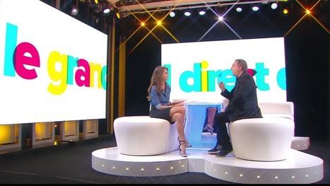 Photos : Ophélie Meunier en mini jupe sexy dans Le Tube | Radio Planète-Eléa | Scoop.it