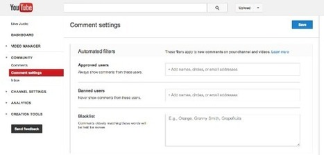 YouTube Comments Revamp: Hit or Miss? | ClickZ | Social Media | Scoop.it