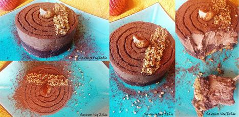 Saveurs Veg'Ethic: Le Trianon (ou Royal au chocolat)   Code Planète   Scoop.it